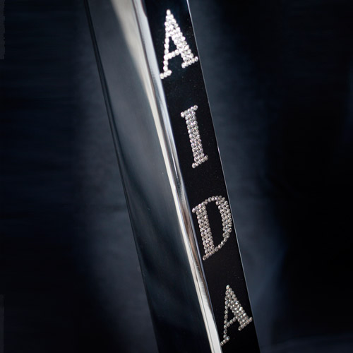 Aida, Luxury details